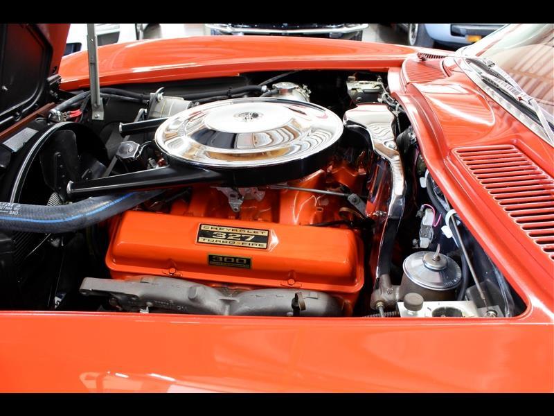 1963 Chevrolet Corvette Roadster - Photo 26 - Rancho Cordova, CA 95742