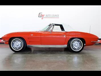 1963 Chevrolet Corvette Roadster - Photo 6 - Rancho Cordova, CA 95742