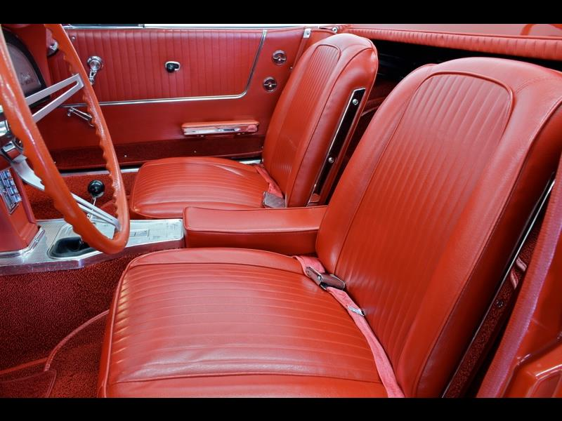 1963 Chevrolet Corvette Roadster - Photo 29 - Rancho Cordova, CA 95742