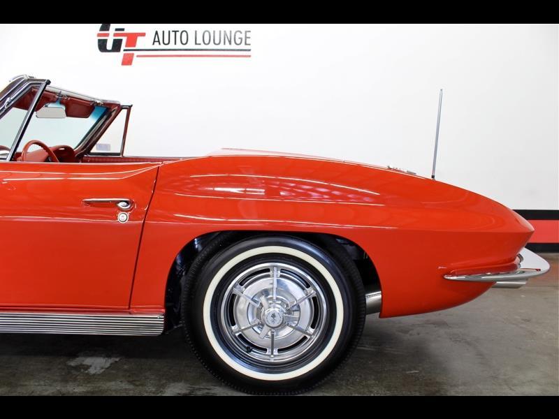 1963 Chevrolet Corvette Roadster - Photo 18 - Rancho Cordova, CA 95742