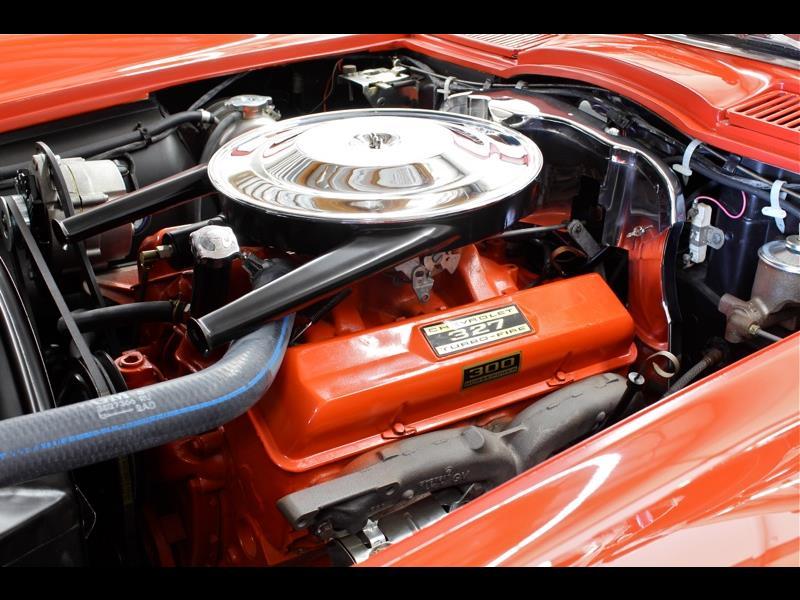 1963 Chevrolet Corvette Roadster - Photo 24 - Rancho Cordova, CA 95742