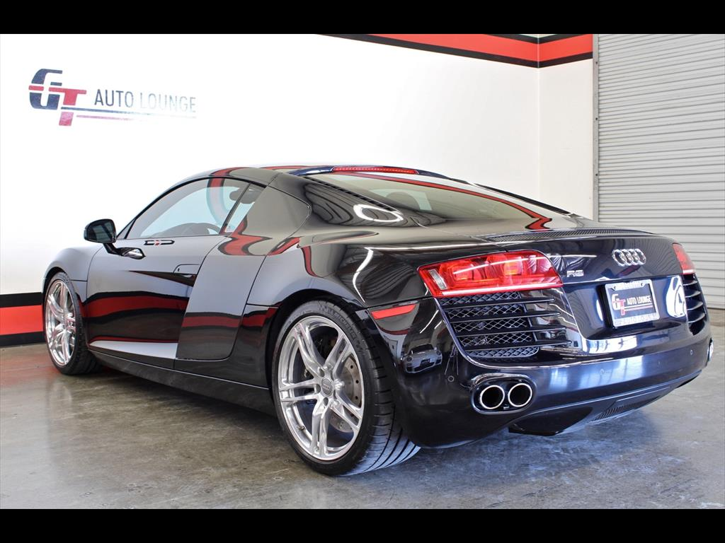 2009 audi r8 quattro for sale in rancho cordova ca stock 102680. Black Bedroom Furniture Sets. Home Design Ideas