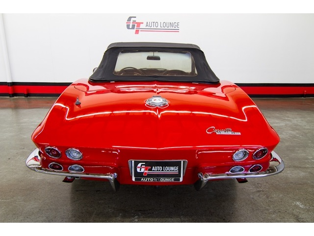 1964 Chevrolet Corvette STINGRAY ROADSTER - Photo 13 - Rancho Cordova, CA 95742