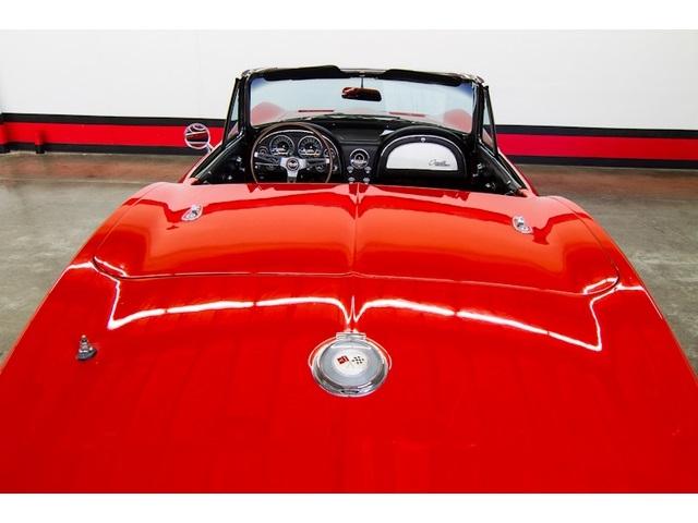 1964 Chevrolet Corvette STINGRAY ROADSTER - Photo 14 - Rancho Cordova, CA 95742