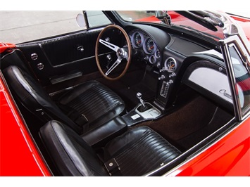 1964 Chevrolet Corvette STINGRAY ROADSTER - Photo 16 - Rancho Cordova, CA 95742