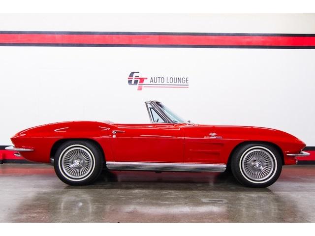 1964 Chevrolet Corvette STINGRAY ROADSTER - Photo 7 - Rancho Cordova, CA 95742