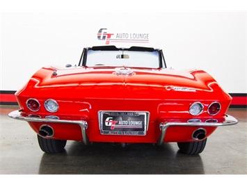 1964 Chevrolet Corvette STINGRAY ROADSTER - Photo 12 - Rancho Cordova, CA 95742