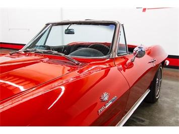 1964 Chevrolet Corvette STINGRAY ROADSTER - Photo 15 - Rancho Cordova, CA 95742