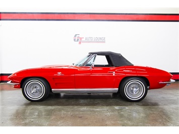 1964 Chevrolet Corvette STINGRAY ROADSTER - Photo 8 - Rancho Cordova, CA 95742