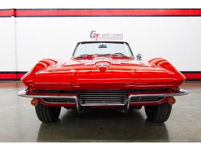 1964 Chevrolet Corvette STINGRAY ROADSTER - Photo 4 - Rancho Cordova, CA 95742