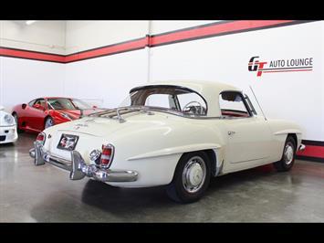 1961 Mercedes-Benz 190SL - Photo 8 - Rancho Cordova, CA 95742