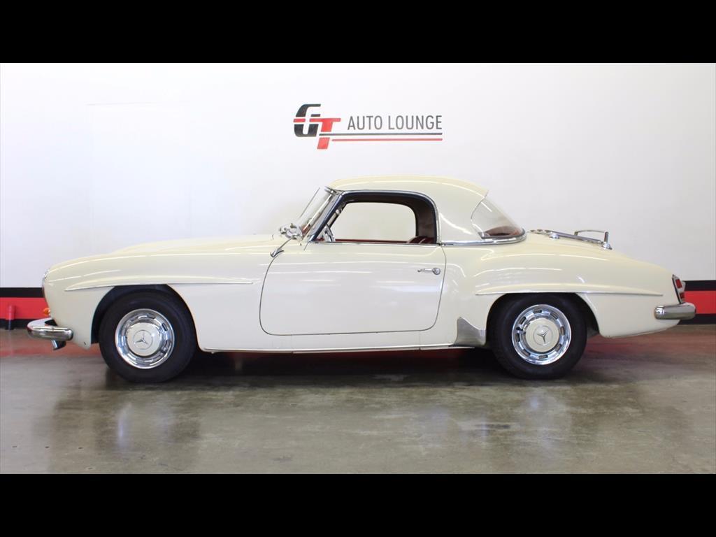 1961 Mercedes-Benz 190SL - Photo 5 - Rancho Cordova, CA 95742