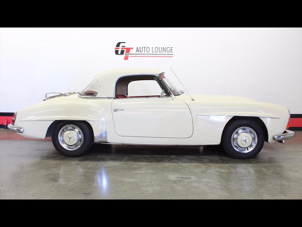 1961 Mercedes-Benz 190SL - Photo 4 - Rancho Cordova, CA 95742