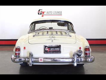 1961 Mercedes-Benz 190SL - Photo 7 - Rancho Cordova, CA 95742
