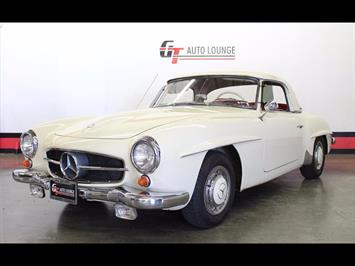1961 Mercedes-Benz 190SL Convertible