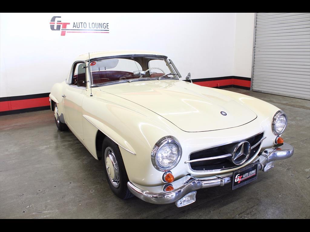 1961 Mercedes-Benz 190SL - Photo 13 - Rancho Cordova, CA 95742