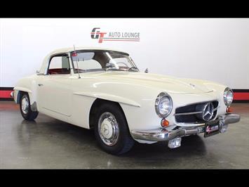1961 Mercedes-Benz 190SL - Photo 3 - Rancho Cordova, CA 95742