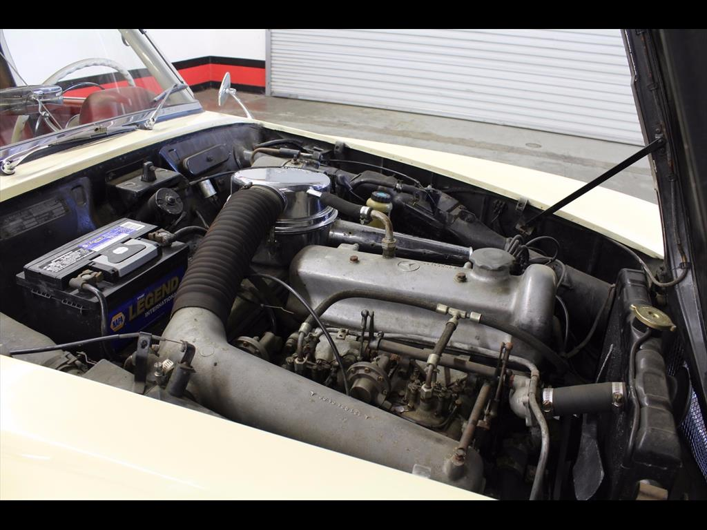 1961 Mercedes-Benz 190SL - Photo 17 - Rancho Cordova, CA 95742