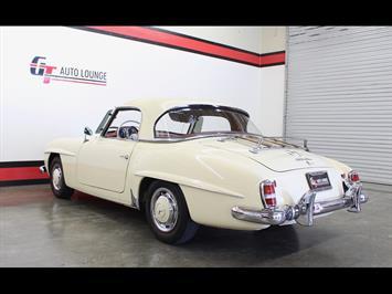 1961 Mercedes-Benz 190SL - Photo 6 - Rancho Cordova, CA 95742