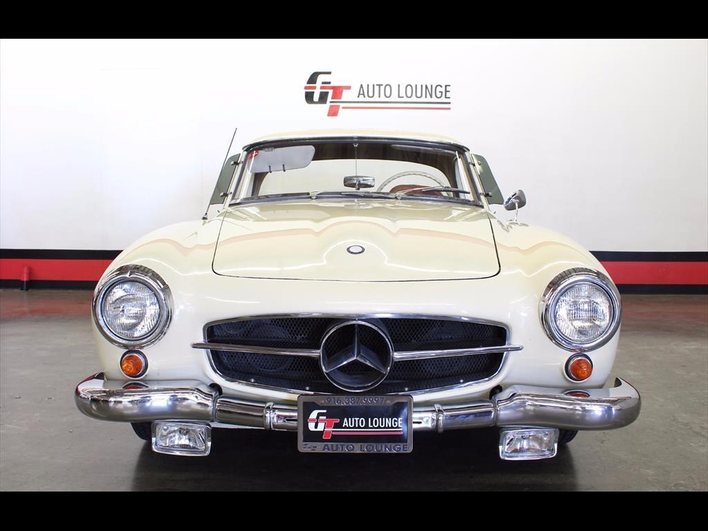 1961 Mercedes-Benz 190SL - Photo 2 - Rancho Cordova, CA 95742