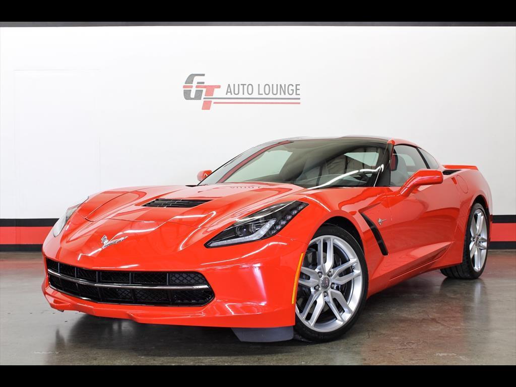 2014 Chevrolet Corvette Stingray Z51 3LT - Photo 1 - Rancho Cordova, CA 95742