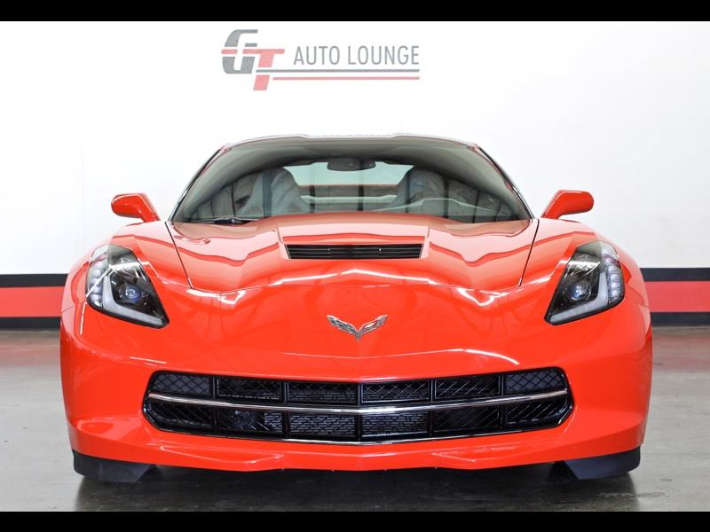 2014 Chevrolet Corvette Stingray Z51 3LT - Photo 2 - Rancho Cordova, CA 95742