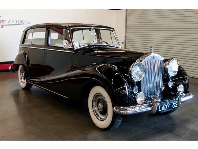 1953 Rolls-Royce Silver Wraith - Photo 9 - Rancho Cordova, CA 95742