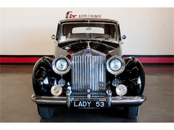 1953 Rolls-Royce Silver Wraith - Photo 11 - Rancho Cordova, CA 95742
