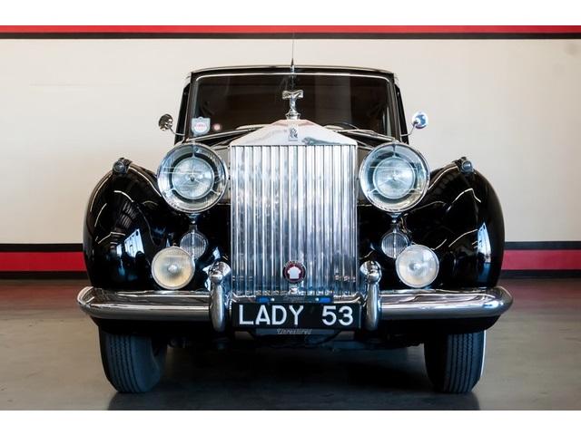 1953 Rolls-Royce Silver Wraith - Photo 2 - Rancho Cordova, CA 95742