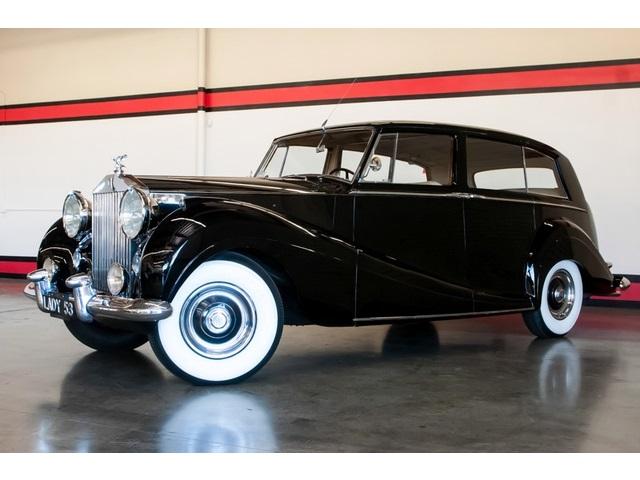 1953 Rolls-Royce Silver Wraith - Photo 13 - Rancho Cordova, CA 95742