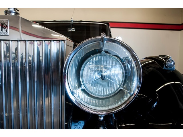 1953 Rolls-Royce Silver Wraith - Photo 21 - Rancho Cordova, CA 95742
