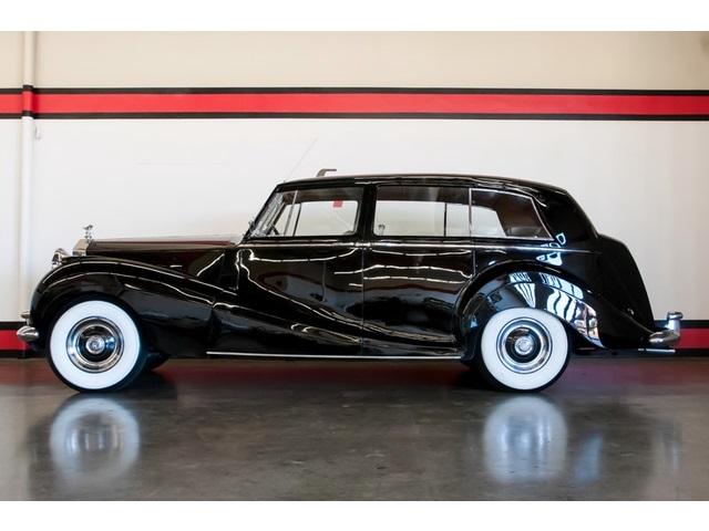 1953 Rolls-Royce Silver Wraith - Photo 14 - Rancho Cordova, CA 95742