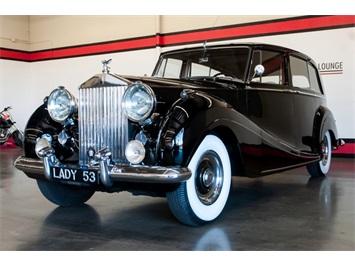 1953 Rolls-Royce Silver Wraith - Photo 12 - Rancho Cordova, CA 95742