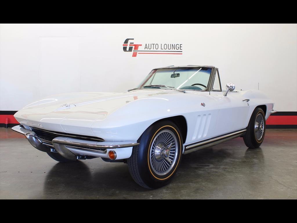 1965 Chevrolet Corvette Sting Ray - Photo 1 - Rancho Cordova, CA 95742
