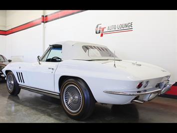 1965 Chevrolet Corvette Sting Ray - Photo 16 - Rancho Cordova, CA 95742