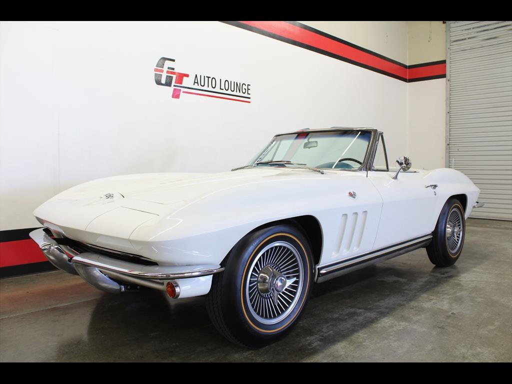 1965 Chevrolet Corvette Sting Ray - Photo 13 - Rancho Cordova, CA 95742