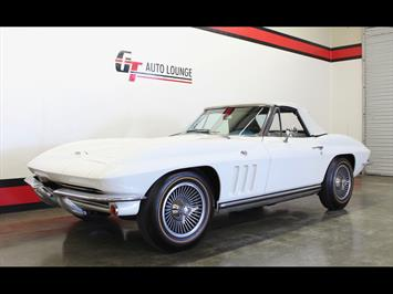 1965 Chevrolet Corvette Sting Ray - Photo 15 - Rancho Cordova, CA 95742