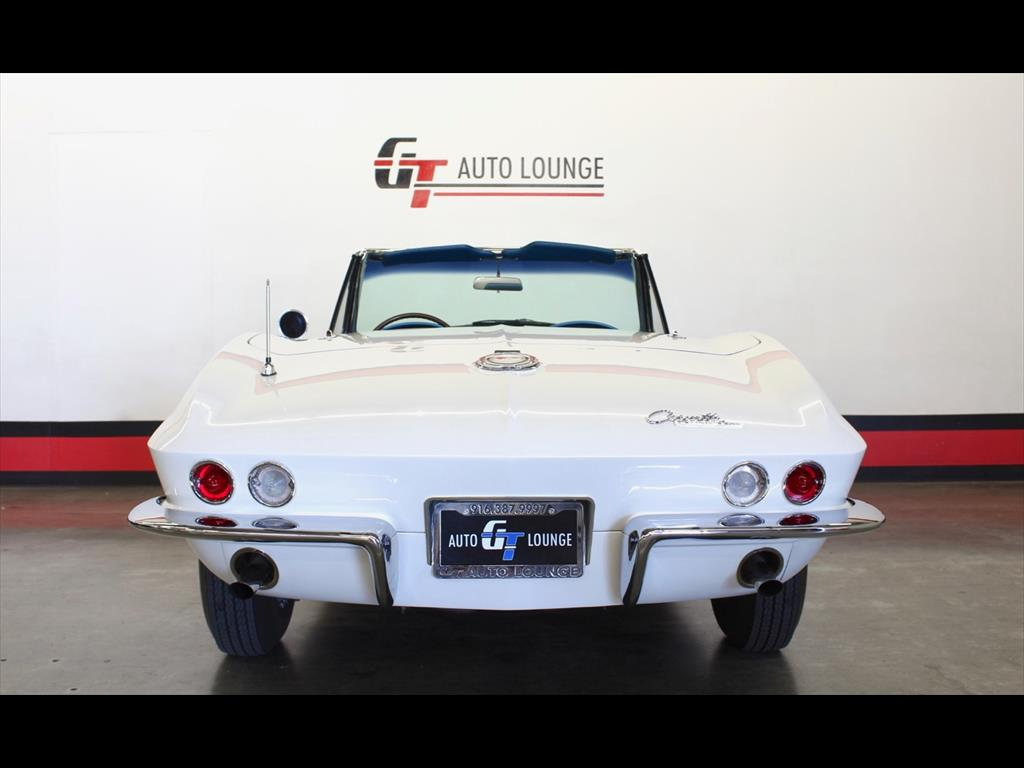 1965 Chevrolet Corvette Sting Ray - Photo 7 - Rancho Cordova, CA 95742