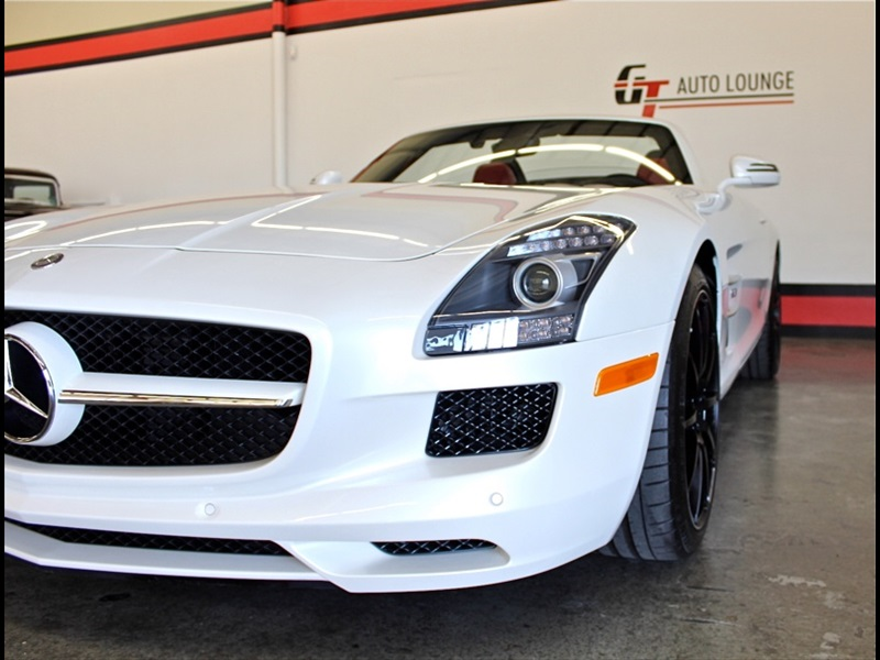 2012 Mercedes-Benz SLS AMG - Photo 16 - Rancho Cordova, CA 95742