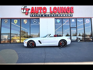 2012 Mercedes-Benz SLS AMG - Photo 60 - Rancho Cordova, CA 95742