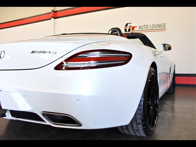 2012 Mercedes-Benz SLS AMG - Photo 18 - Rancho Cordova, CA 95742