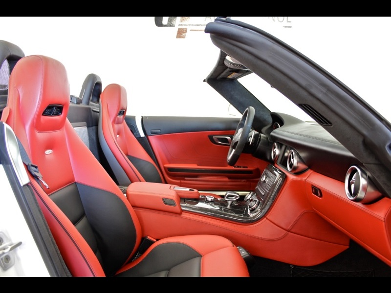 2012 Mercedes-Benz SLS AMG - Photo 25 - Rancho Cordova, CA 95742