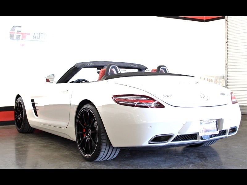 2012 Mercedes-Benz SLS AMG - Photo 6 - Rancho Cordova, CA 95742