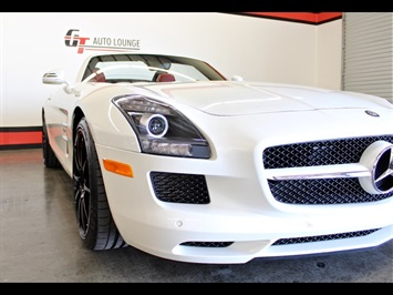 2012 Mercedes-Benz SLS AMG - Photo 15 - Rancho Cordova, CA 95742
