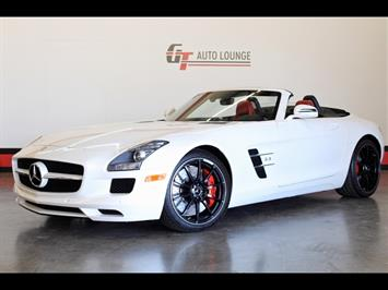 2012 Mercedes-Benz SLS AMG - Photo 1 - Rancho Cordova, CA 95742