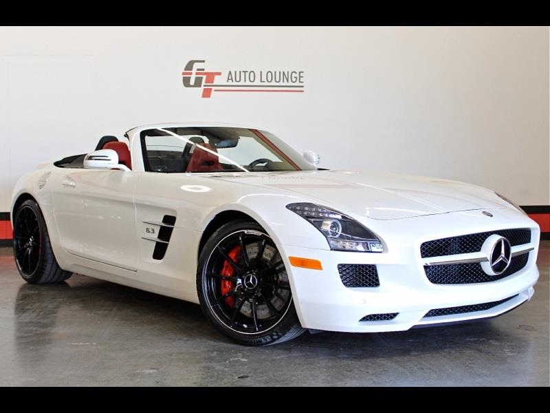 2012 Mercedes-Benz SLS AMG - Photo 3 - Rancho Cordova, CA 95742