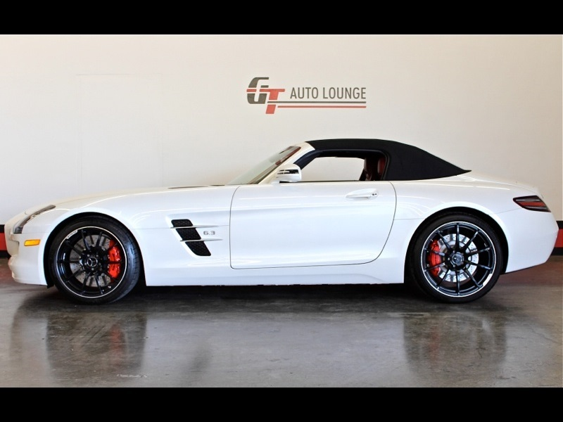 2012 Mercedes-Benz SLS AMG - Photo 10 - Rancho Cordova, CA 95742