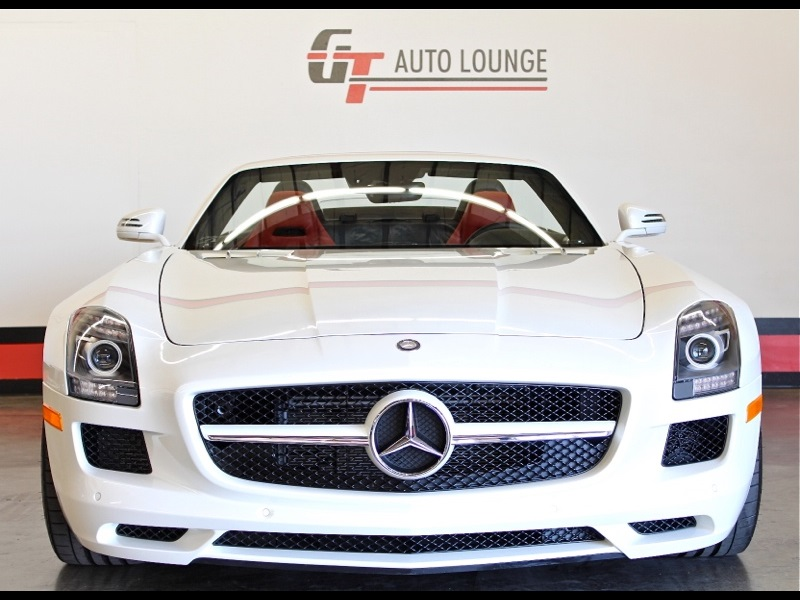 2012 Mercedes-Benz SLS AMG - Photo 2 - Rancho Cordova, CA 95742