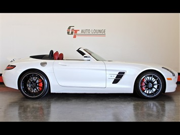2012 Mercedes-Benz SLS AMG - Photo 4 - Rancho Cordova, CA 95742