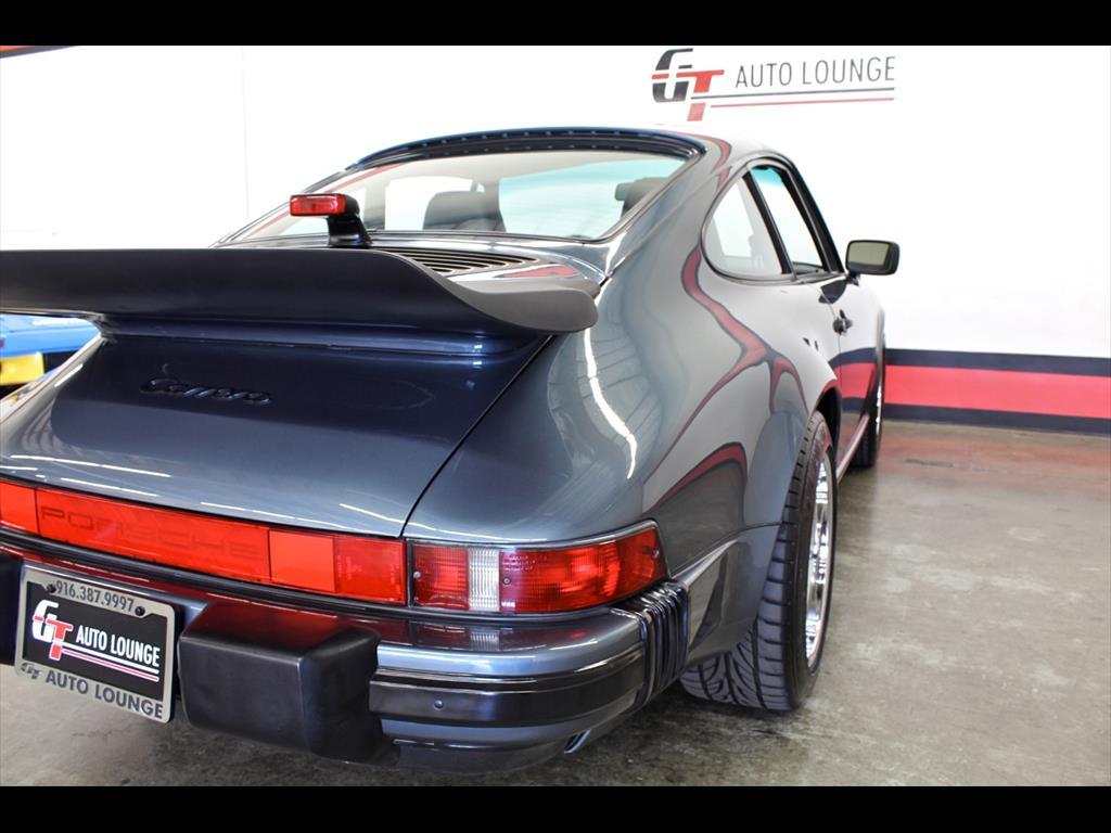 1987 Porsche 911 Carrera - Photo 12 - Rancho Cordova, CA 95742